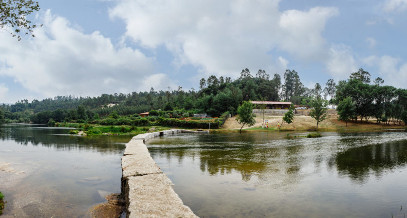 Praia Fluvial de Verim 1
