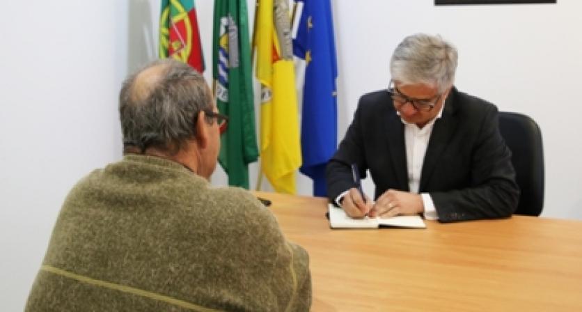 Presidente da Câmara Municipal visitou a freguesia de Taíde