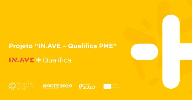 """CIM do Ave promove 3ª sessão de qualificação do projeto IN.AVE 2020 – Qualifica PME, sobre """"Cooperação e Competitividade"""""""
