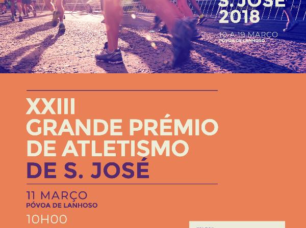 XXIII Grande Prémio de Atletismo de S. José