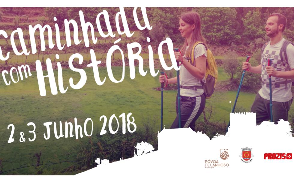 Caminhada com História