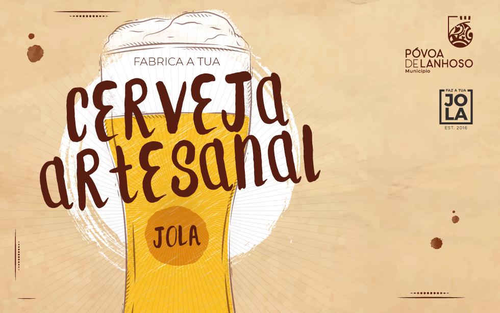 Workshop de Cerveja Artesanal – JOLA