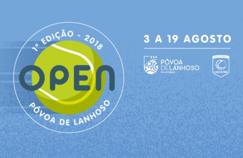 1º Open da Póvoa de Lanhoso