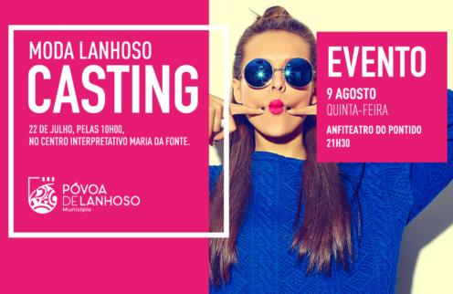 Casting – Modalanhoso