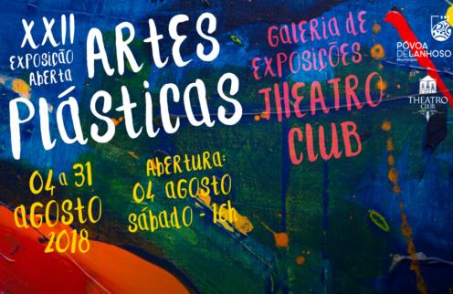 XXII Exposição Aberta de Artes Plásticas