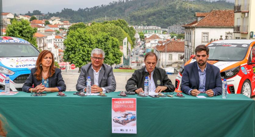 Póvoa de Lanhoso promove a Taça D'Ouro – Especial Rally Sprint