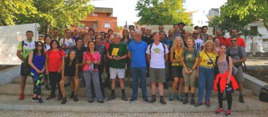 Caminhadas com História tiveram perto de 90 participantes em 2018