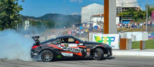 Taça D'Ouro-Especial Rally Sprint é para continuar