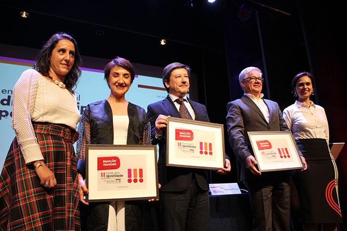 Póvoa de Lanhoso distinguida pelo Prémio Viver em Igualdade 2018