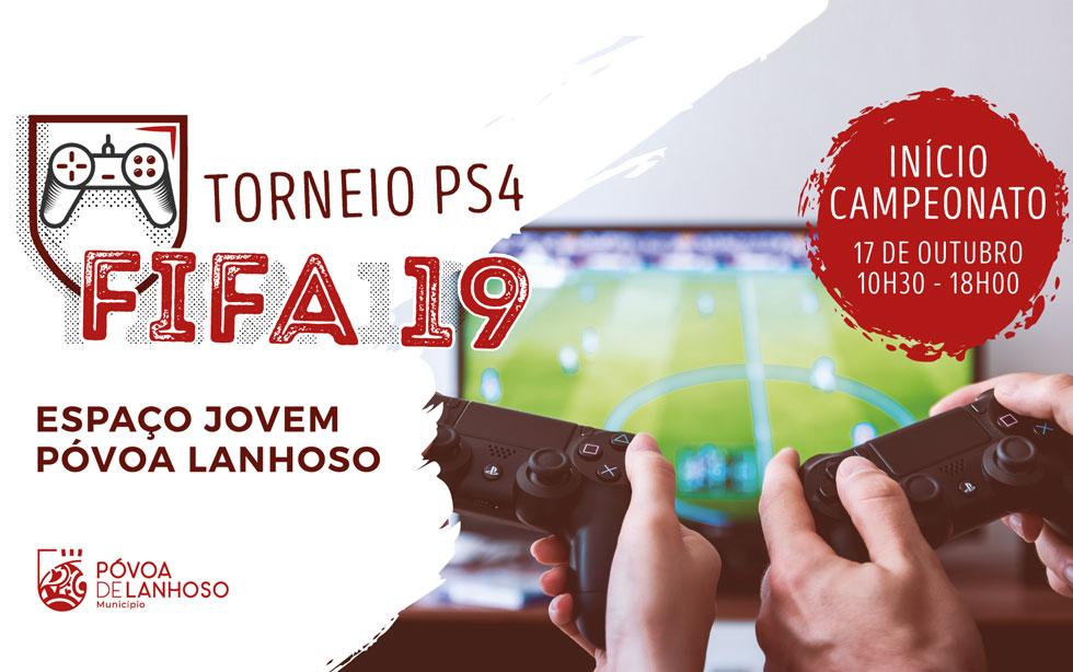Torneio ps4 FIFA 2019