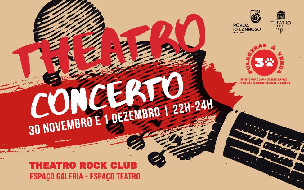 Theatro Concerto – Theatro ROCK Club