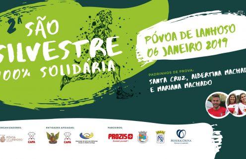 2.ª São Silvestre 100% Solidária da Povoa de Lanhoso