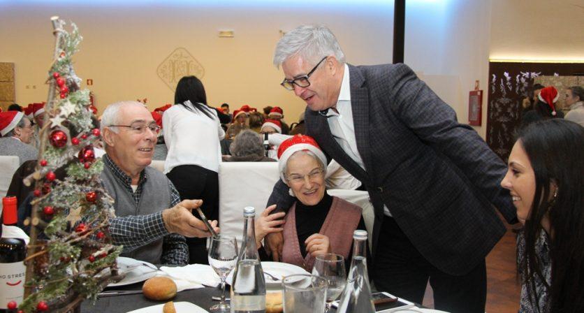 Câmara Municipal proporcionou Almoço de Natal a 500 seniores 3