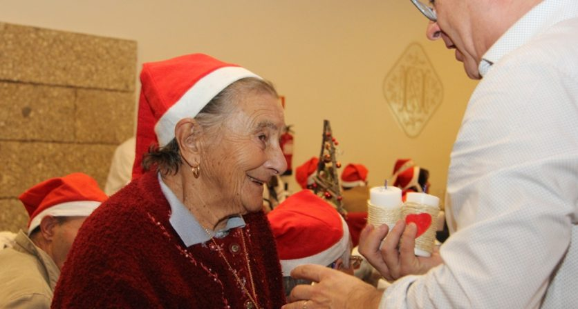 Câmara Municipal proporcionou Almoço de Natal a 500 seniores 1