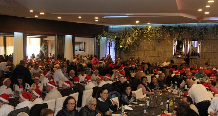 Câmara Municipal proporcionou Almoço de Natal a 500 seniores 2