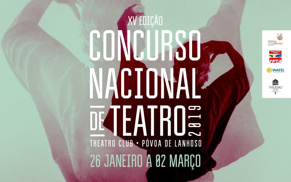 XV Concurso Nacional de Teatro