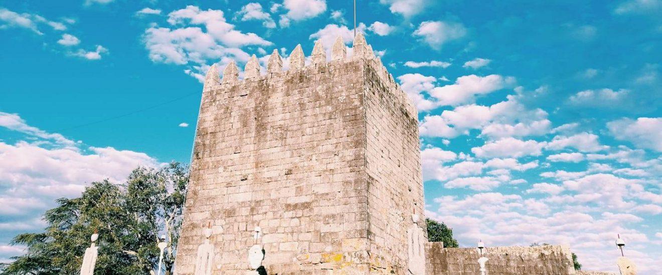 Castelo de Lanhoso registou recorde de visitantes estrangeiros em 2018