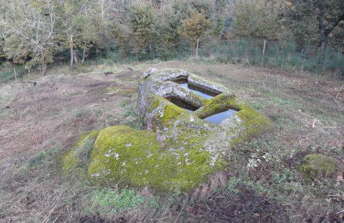 Santuário rupestre de Garfe proposto para sítio de interesse público