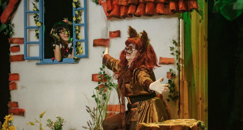 Lotação esgotada no primeiro espetáculo do Concurso Nacional de Teatro 15