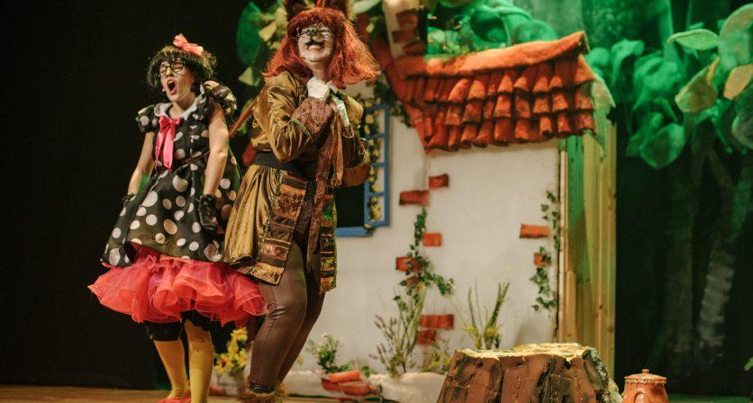 Lotação esgotada no primeiro espetáculo do Concurso Nacional de Teatro 14