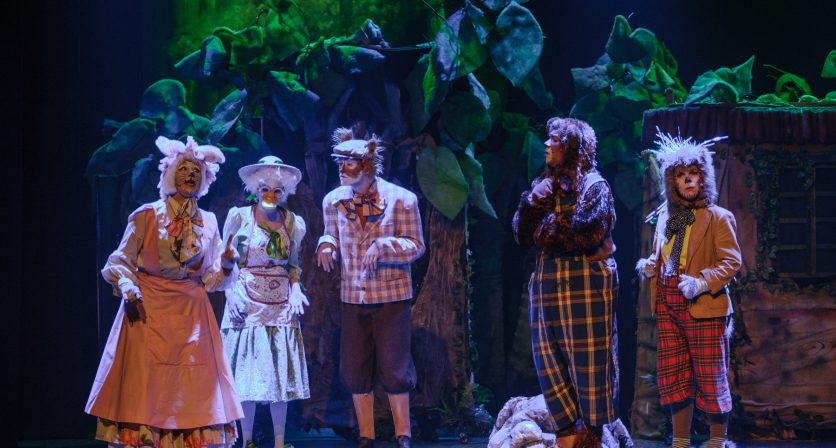 Lotação esgotada no primeiro espetáculo do Concurso Nacional de Teatro 11