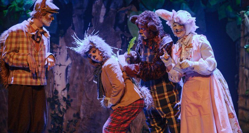 Lotação esgotada no primeiro espetáculo do Concurso Nacional de Teatro 12