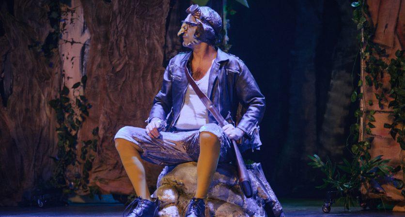 Lotação esgotada no primeiro espetáculo do Concurso Nacional de Teatro 10