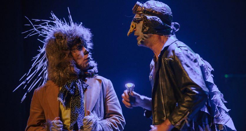 Lotação esgotada no primeiro espetáculo do Concurso Nacional de Teatro 7