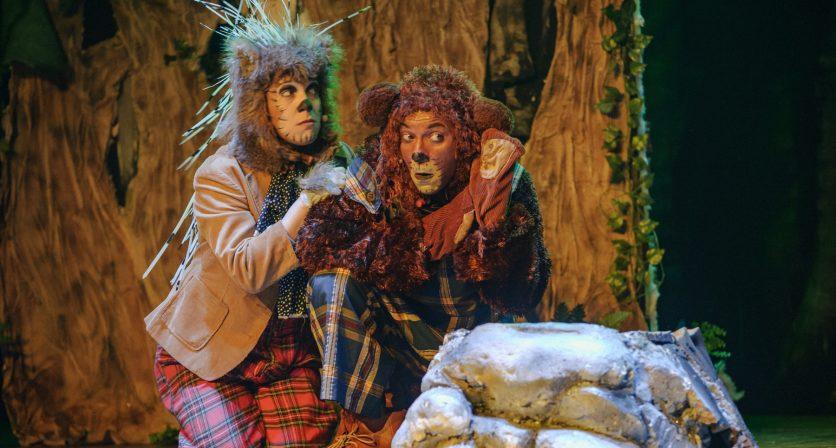 Lotação esgotada no primeiro espetáculo do Concurso Nacional de Teatro 8