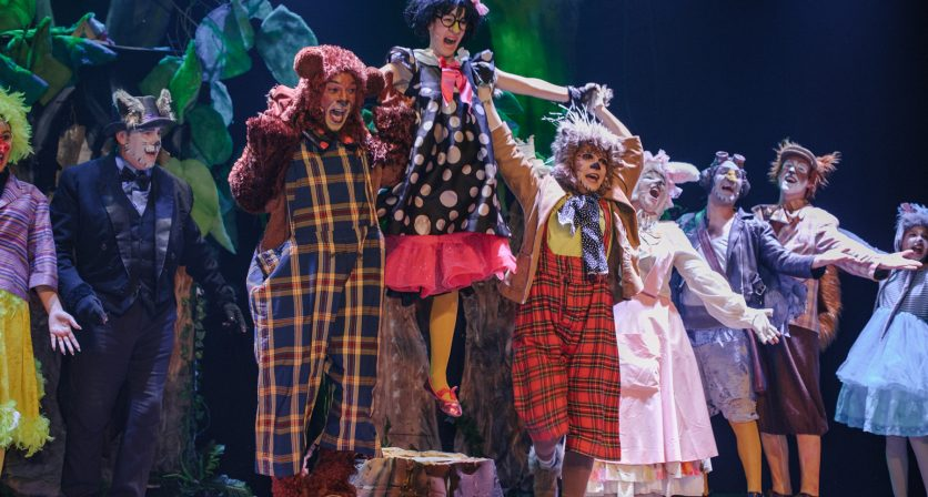 Lotação esgotada no primeiro espetáculo do Concurso Nacional de Teatro 3