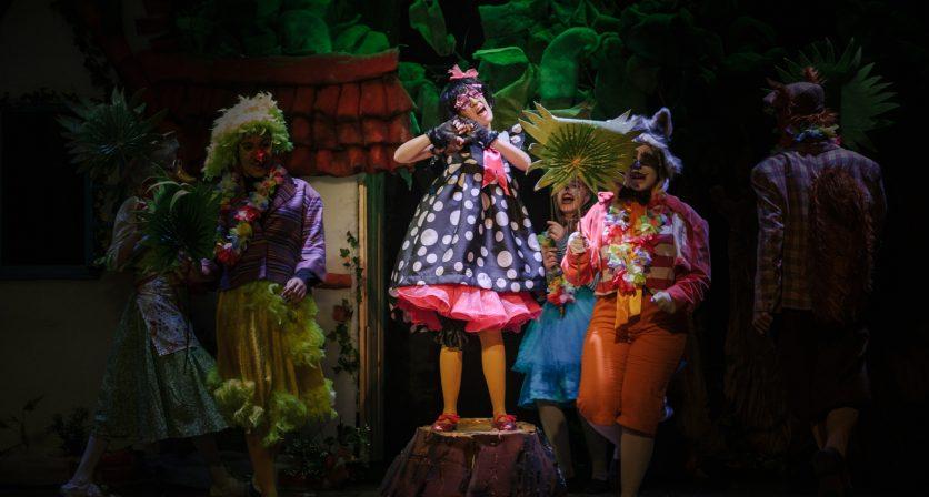 Lotação esgotada no primeiro espetáculo do Concurso Nacional de Teatro 22