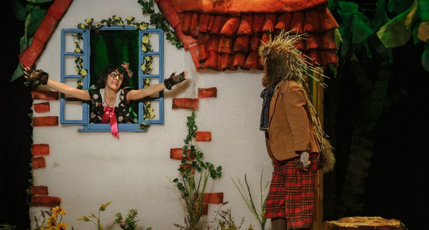 Lotação esgotada no primeiro espetáculo do Concurso Nacional de Teatro 20