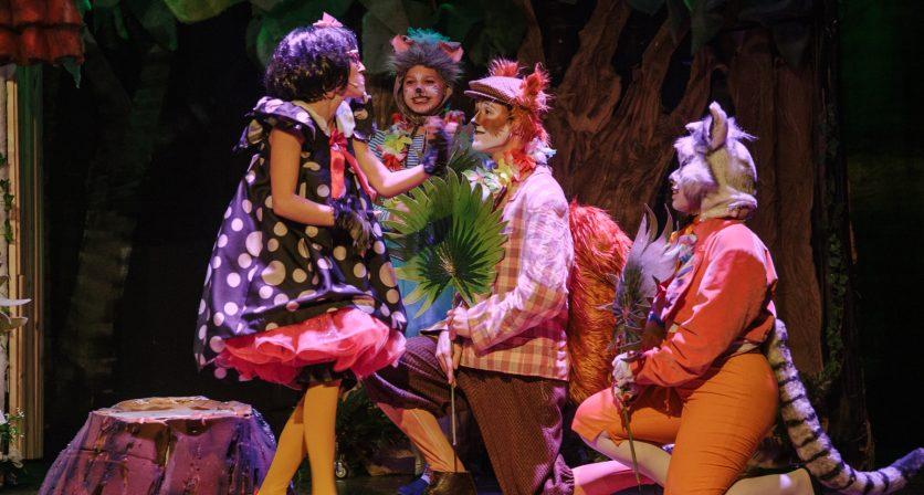Lotação esgotada no primeiro espetáculo do Concurso Nacional de Teatro 21