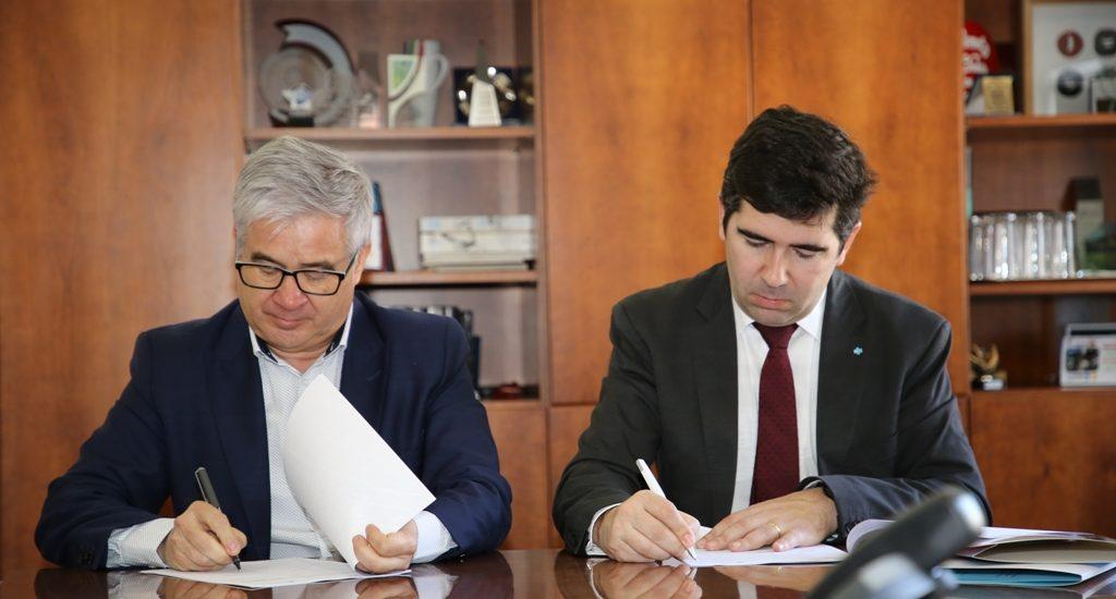 Câmara Municipal e Dignitude assinaram protocolo para comparticipação de medicamentos