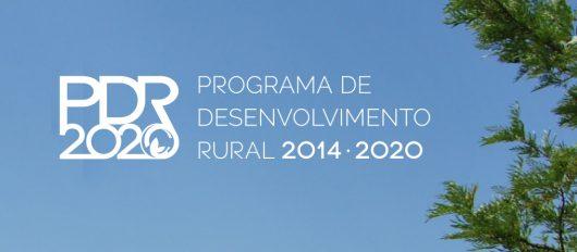 Abertura de candidaturas Programa de Desenvolvimento Rural – PDR 2020
