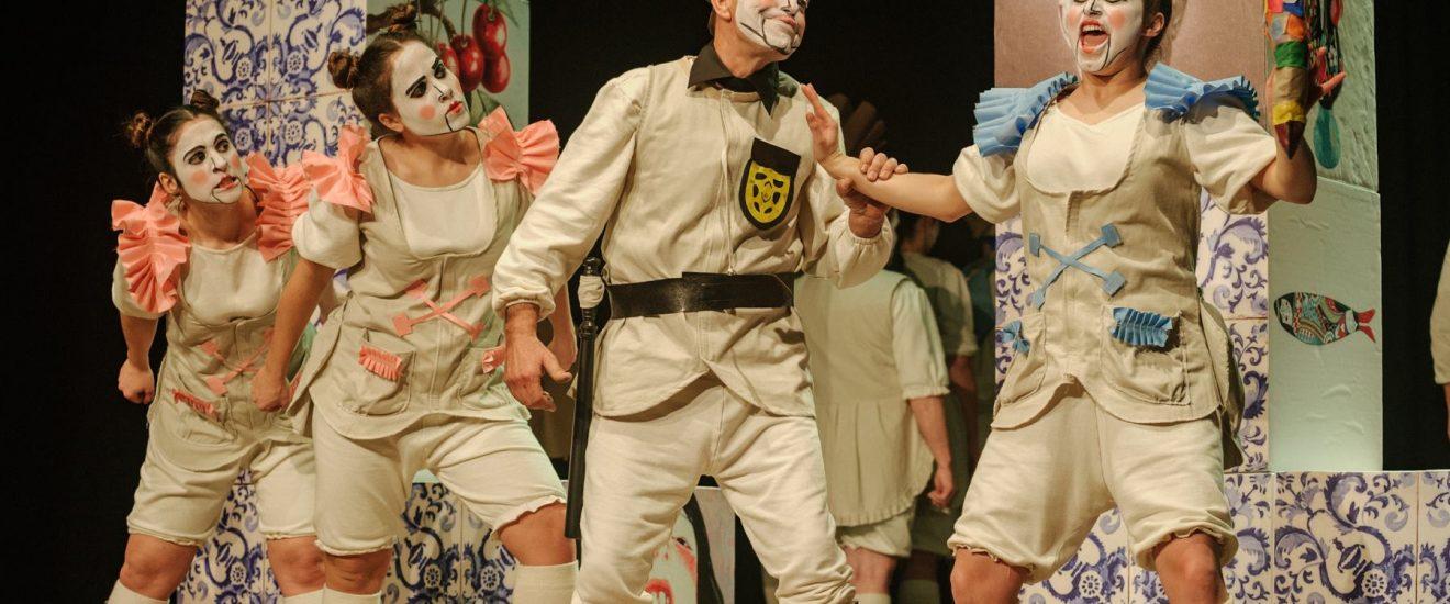 Concurso Nacional de Teatro continua a registar boa afluência de público