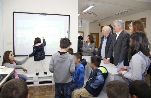 Póvoa de Lanhoso acompanha execução do Plano Integrado e Inovador de Combate ao Insucesso Escolar