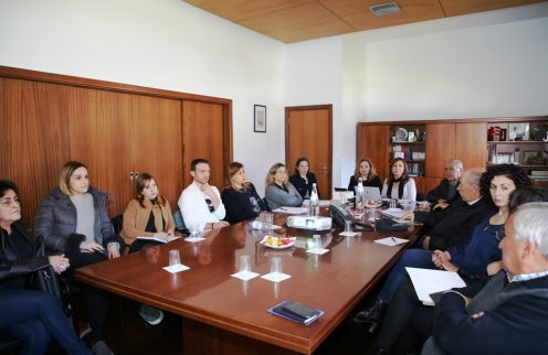 Póvoa de Lanhoso reúne entidades parceiras do SIGO