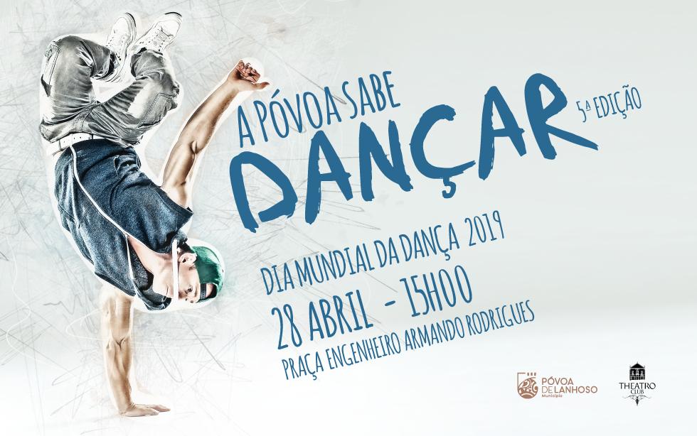 A Póvoa sabe Dançar – 5ª edição – Dia Mundial da Dança 2019