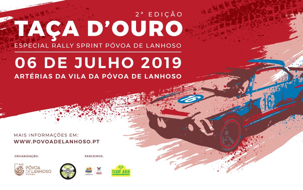 2ª Taça D´ouro – Rally Sprint
