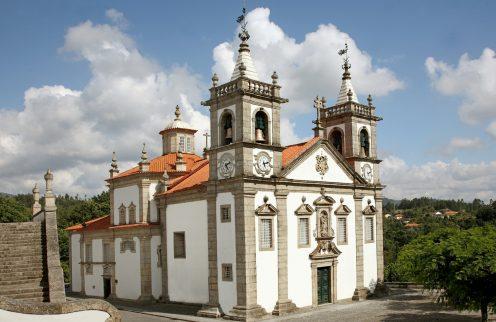 Santuário de Nossa Senhora de Porto d´Ave, acolhe o Concerto Coral Sinfónico