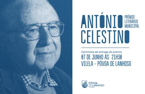 Concurso Literário Municipal António Celestino