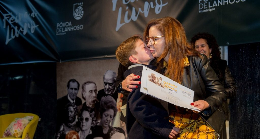 Concurso Literário Escolar António Celestino com prémios atribuídos