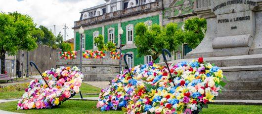 """""""Póvoa em Flor"""" apela à proteção e valorização do património local"""