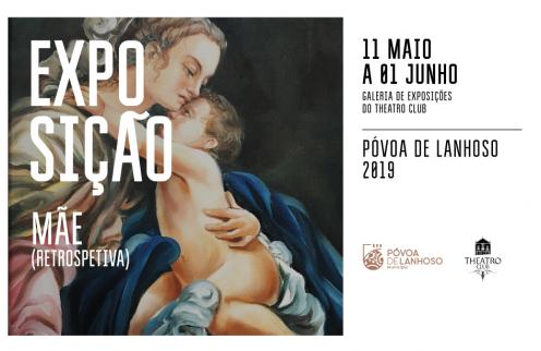 """Exposição """"Mãe (retrospetiva)"""" de Fernanda Aguiar"""