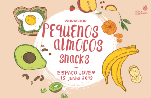 Workshop Pequenos-almoços e Snacks