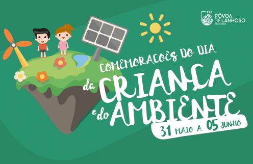 Comemorações do Dia da Criança e do Ambiente