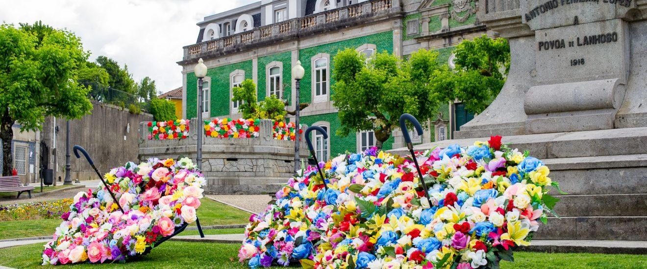 """""""Póvoa em Flor"""" decorre até ao final do mês de junho"""