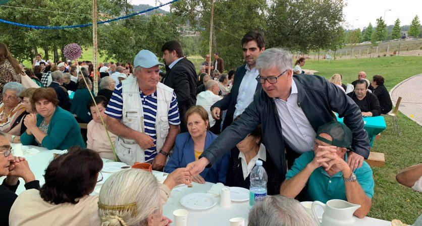 Cerca de 500 Povoenses participaram em Arraial Minhoto 2