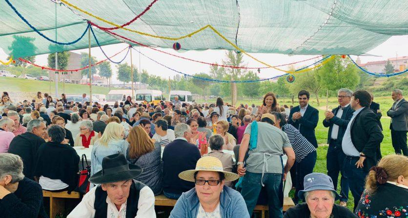 Cerca de 500 Povoenses participaram em Arraial Minhoto 1